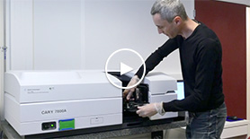 Cary 7000 UMS testimonial video