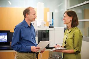 アジレントのソートリーダーがお客様と連携して優れた運用を実現します。