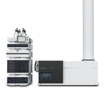 Agilent 6545 および 6545XT AdvanceBio Q-TOF LC/MS システム