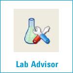 Lab Advisor関連のマニュアルです。