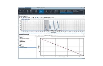 OpenLab CDS2用 GPC/SEC ソフトウェア