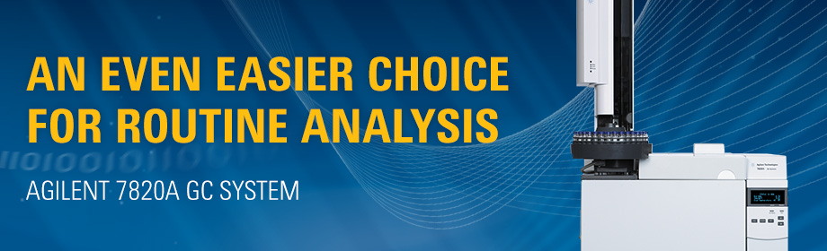 AN EVEN EASIER CHOICE FOR ROUTINE ANALYSIS